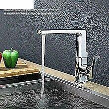 Wasserhahn Einfacher Messinghahn Heißes und