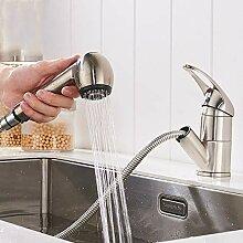 Wasserhahn,Einhebel Küchenarmatur Herausziehen
