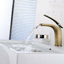 Wasserhahn Europäischen Stil Bad Kupfer