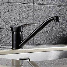 Wasserhahn, für die Küche, mit Rotary-Figur