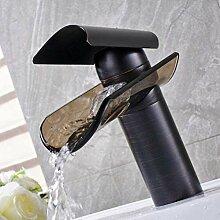 Wasserhahn für Küche, Wasserhahn aus Glas,