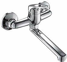 Wasserhahn für Küchenarmatur, Wandarmatur,