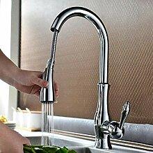 Wasserhahn für Küchenspüle, Küchenarmatur,
