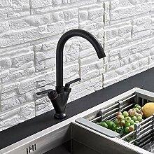 Wasserhahn Gebürstetem Nickel Küchenarmatur