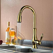 Wasserhahn Gold Küchenarmatur Gold