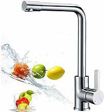 Wasserhahn Heiße und kalte Waschbecken Wasserhahn