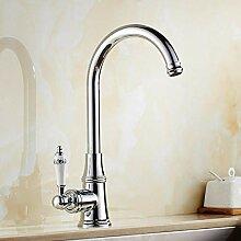 Wasserhahn Hochwertige Küchenarmatur Aus Massivem