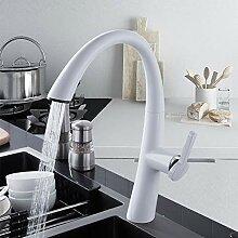 Wasserhahn Küche Ausziehbar 360° Drehbar