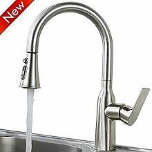 Wasserhahn Küche Ausziehbar Küchenarmatur mit