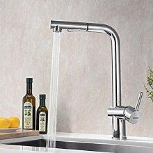 Wasserhahn Küche Ausziehbar, WOOHSE