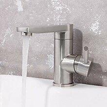 Wasserhahn,KüChe Badeinloch-Waschtisch-Badarmatur