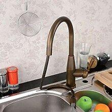 Wasserhahn Küche Küchenarmatur Nostalgie Retro