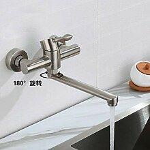 Wasserhahn Küche Küchenarmatur Wandarmatur