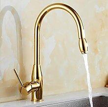 Wasserhahn Küche Küchenarmaturen Gold Chrom