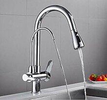 Wasserhahn Küche Küchenarmaturen Schwarz Farbe