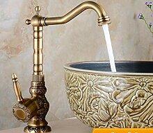 Wasserhahn Küche Messing Küchenarmatur Retro