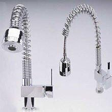 Wasserhahn Küche Spültischarmatur mit Brause