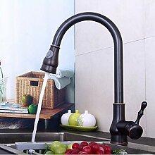 Wasserhahn Küche voll Kupfer Wasserhahn ziehen