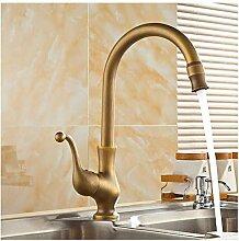 Wasserhahn küche Waschbecken Wasserhahn massivem