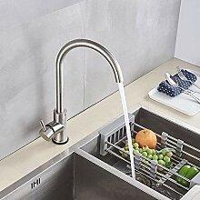 Wasserhahn Küchen Kücheninduktion mit Heiß- und