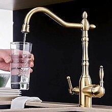 Wasserhahn Küchen Küchenreinigung Goldmischer