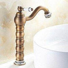 Wasserhahn Küchen Waschbecken mit einem Griff