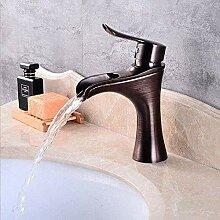 Wasserhahn Küchen Waschbecken mit einem Loch