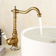 Wasserhahn Küchenarmatur Antikes Waschbecken