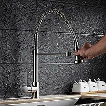 Wasserhahn Küchenarmatur Aus Massivem Messing Mit