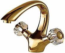 Wasserhahn Küchenarmatur Bad Kupfer Gold