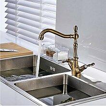 Wasserhahn Küchenarmatur Bronze Kupfer Für