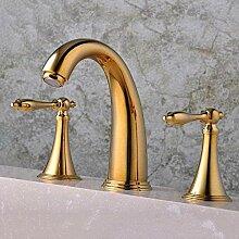 Wasserhahn Küchenarmatur,Gold