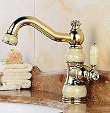Wasserhahn Küchenarmatur Jade Körper mit