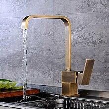 Wasserhahn Küchenarmatur Küchenarmatur Quadrat