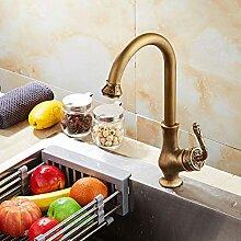 Wasserhahn Küchenarmatur Kupfer Wasserhahn mit