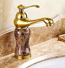 Wasserhahn Küchenarmatur Marmor GolDen