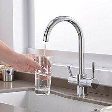 Wasserhahn Küchenarmatur mit gefiltertem Wasser