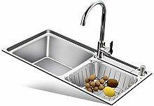 Wasserhahn Küchenarmatur mit Waschbecken