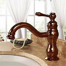 Wasserhahn Luxus Überzogene Küche Bad Wasserhahn