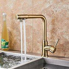 Wasserhahn Messing gereinigtes Wasser Outlet