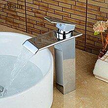 Wasserhahn,Messing Waschbecken Wasserhahn