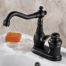 Wasserhahn Mit Öl Eingeriebener