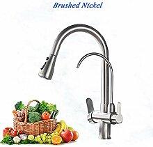 Wasserhahn Mixer Wasserhahn Küchenarmatur 360 °