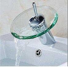 Wasserhahn Neue Badezimmer Wasserfall Becken Toque