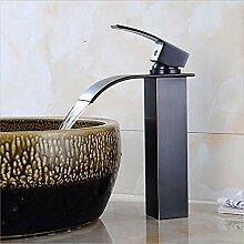 Wasserhahn,Quadrat Waschbecken Wasserhahn Bad