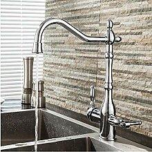 Wasserhahn Quadratische Küchenarmatur Mit