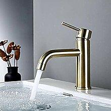 Wasserhahn rund Bad Wasserhahn Waschbecken