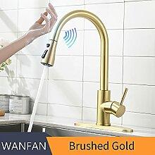 Wasserhahn Smart Touch Küchenarmaturen Kran für