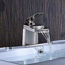 Wasserhahn Spültischarmaturen Chrom Wasserfall