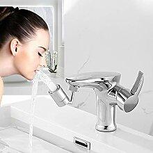 Wasserhahn-Strahlregler, Augenspülstation,